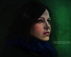 Regina Mills by LindaMarieAnson