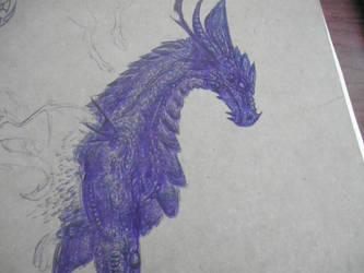 Notebook doodles by Enbdragon