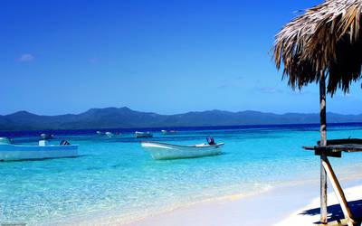 Paradise Island by rubasu