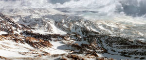 The Snow Mountain by ShannShah