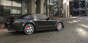 Mustang  Car by ShannShah