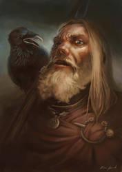 The Allfather by Sarmati