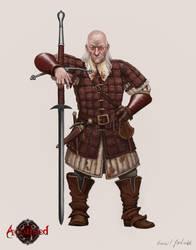 Kleiner - Accursed RPG by Sarmati