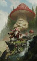 Fairy Folk by Sarmati