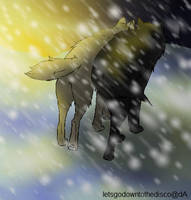 The Blizzard's Sun by shidoni-the-wolf