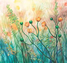 In Grass by LikaKinsky