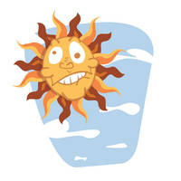 Sun by twitchSKETCH