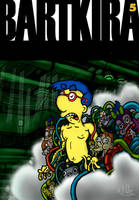 Bartkira cover Vol. 5 by twitchSKETCH