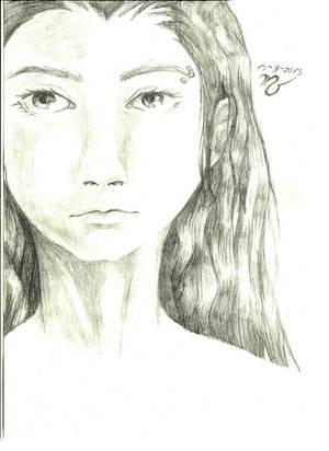 A face! by Vinisocram