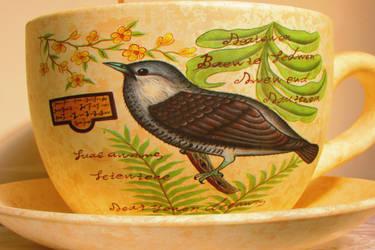 Mug Birdie Vivid by Vinisocram