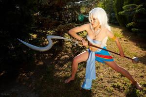Kida cosplay by Ellwinga