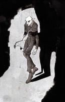 Nosferatu's Shadow by carcadann