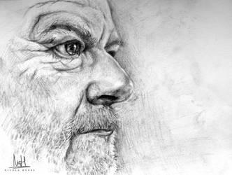 Portrait 2 by NicolaHynes