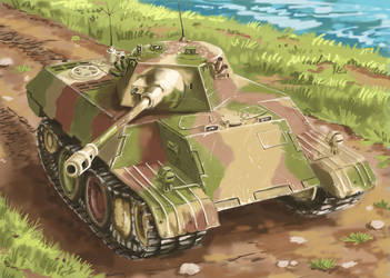 Leopard by Nakamoora