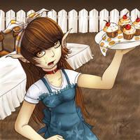 Cupcake conspiracy by gemstarmew