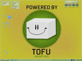 Tofu power muwahhhh by gemstarmew