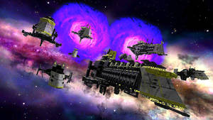 The Imperial Navy by snip105