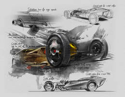 P51 Racer by FutureElements