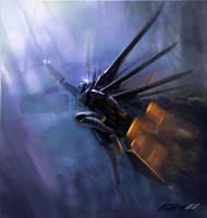 Metal Angel by FutureElements
