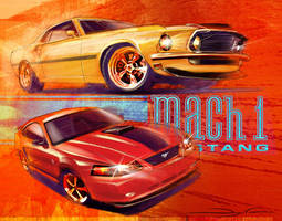 Mach1s by FutureElements