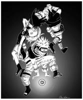 Team Seven by Robo-Artist
