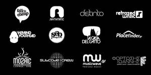 Various logotypes by SeBDeSiGN