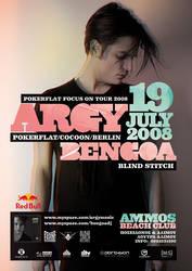 Argy Poster by SeBDeSiGN