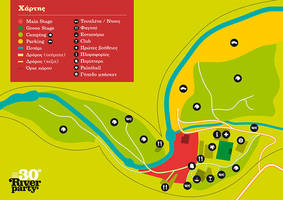 River Party Map by SeBDeSiGN