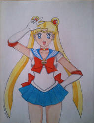 Sailor Moon S  fanart by ann47 by ann47