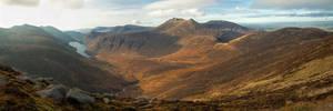 Ben Crom Reservoir by onesh0t