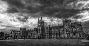 Queen's University Belfast by onesh0t
