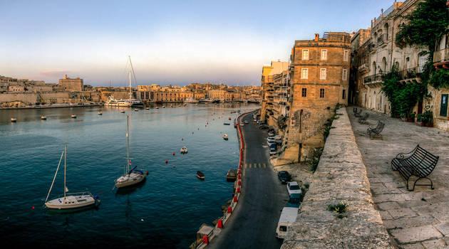 Three Cities, Malta by onesh0t