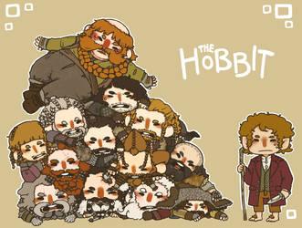 Dwarf Pile by jamknight