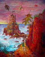 sea wind by rodulfo
