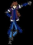 AB: The Silver Claw by Ryugama628