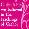 Teachings of Cathol by lilymichelle