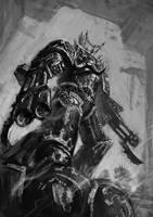 Night Lords Terminator by Rotaken