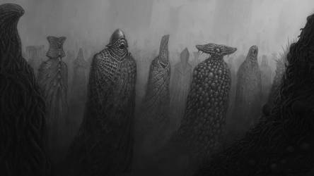 Silent March by Rotaken