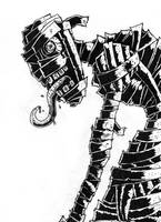 das mummy by crimsonoutlaw