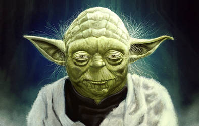 Yoda by Shariko