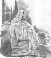 Jesus by JasonGwinn