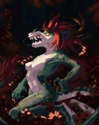 Dragon by Sgulert