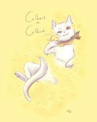 APH - Gilbert X Gilbird by Saya2pt0
