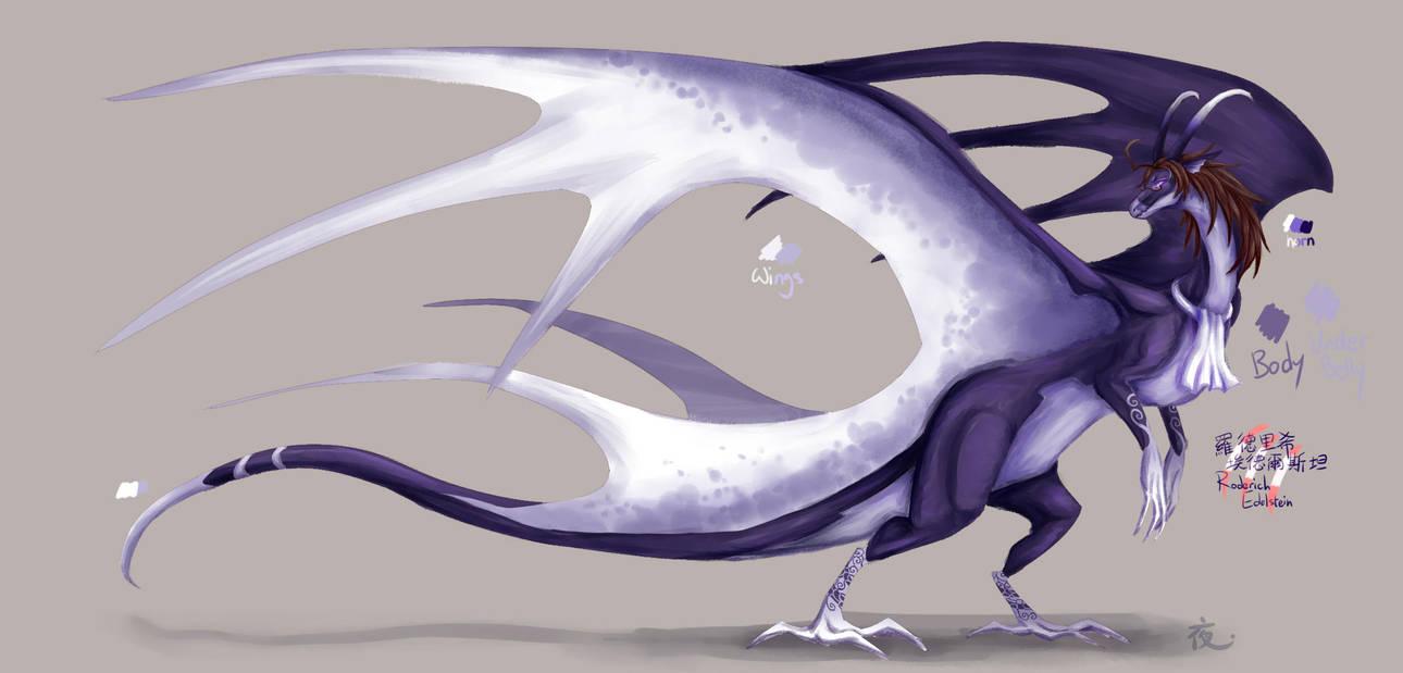 Dragontalia - Austria by Saya2pt0