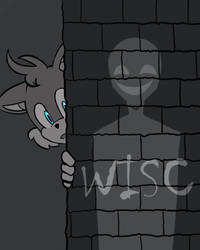 Official 'Wisc' Cover Art by CoveragePuns