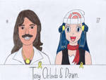 Tony Orlando and Dawn by TheOnyxSwami