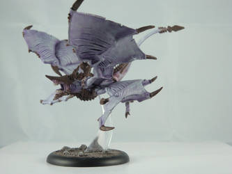 Hordes Legion of Everblight - Seraph by Cycrino