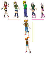 Pokemon Triple TG by ChopsticksKuaizi