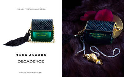 Marc Jacobs Decadence Fragrance Ad by sorett