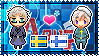 APH: Sweden x Finland Stamp by xioccolate